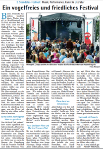 Bericht 2 WS 18.8.2013